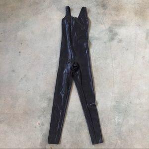 BlackMilk Clothing Midnight Black Catsuit XS NWT